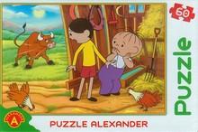 Puzzle Bolek i Lolek za 6,84zł z dostawą @ Ravelo