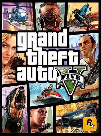 Grand Theft Auto V, Steam -50%