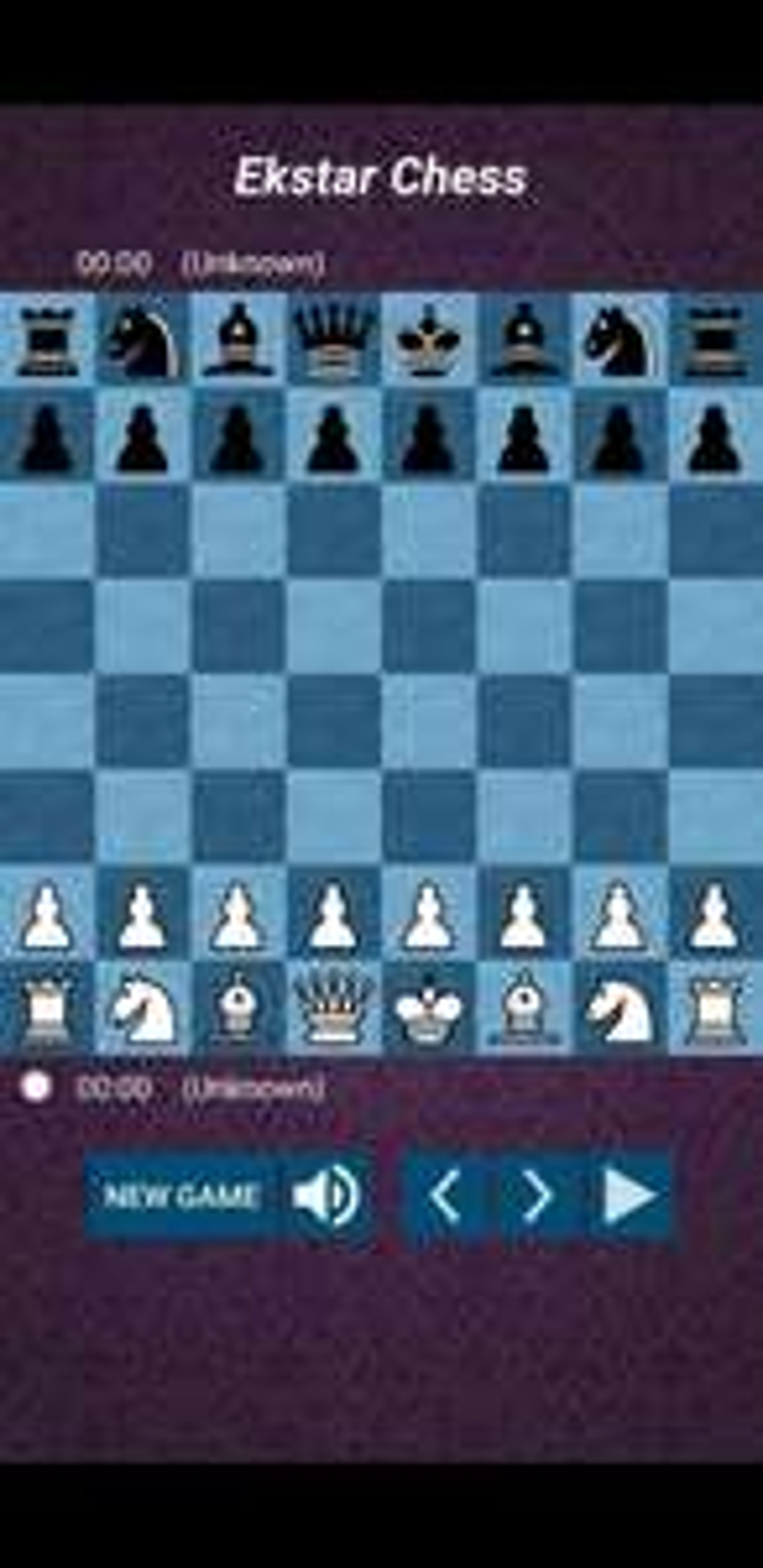EKSTAR CHESS w google play (szachy)