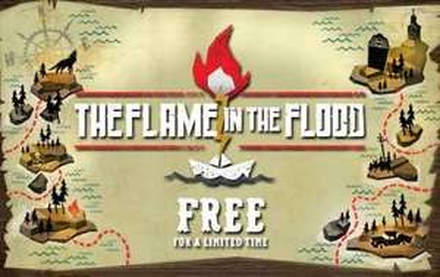 [GRA STEAM ZA DARMO] THE FLAME IN THE FLOOD