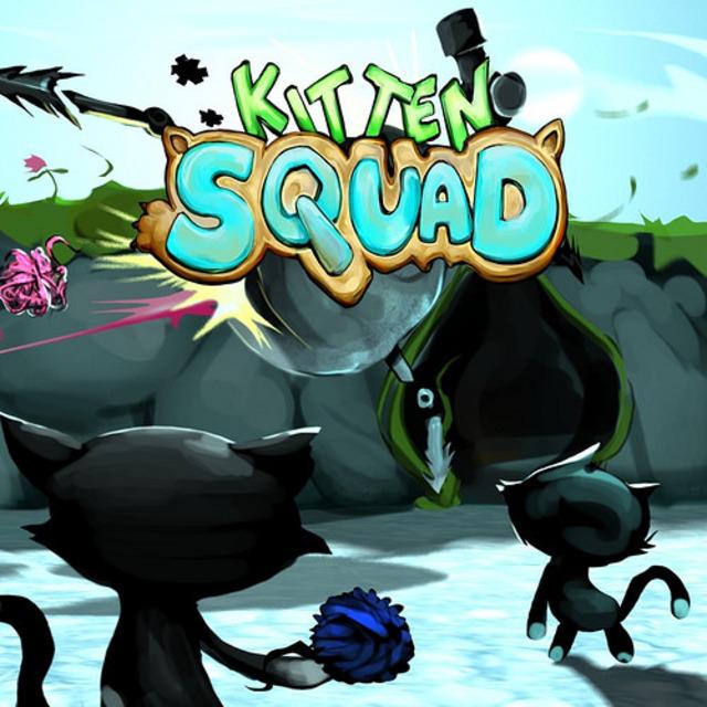 Darmowa gra na Nintendo Switch - Kitten Squad
