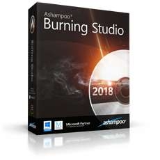 Ashampoo Burning Studio 2018 za darmo [PC]