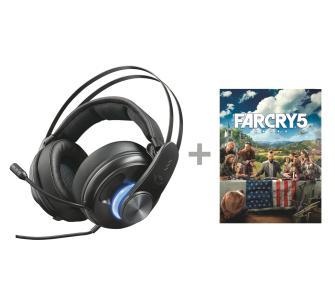 Słuchawki Trust GXT 383 Dion 7.1 + Far Cry 5 [PC]