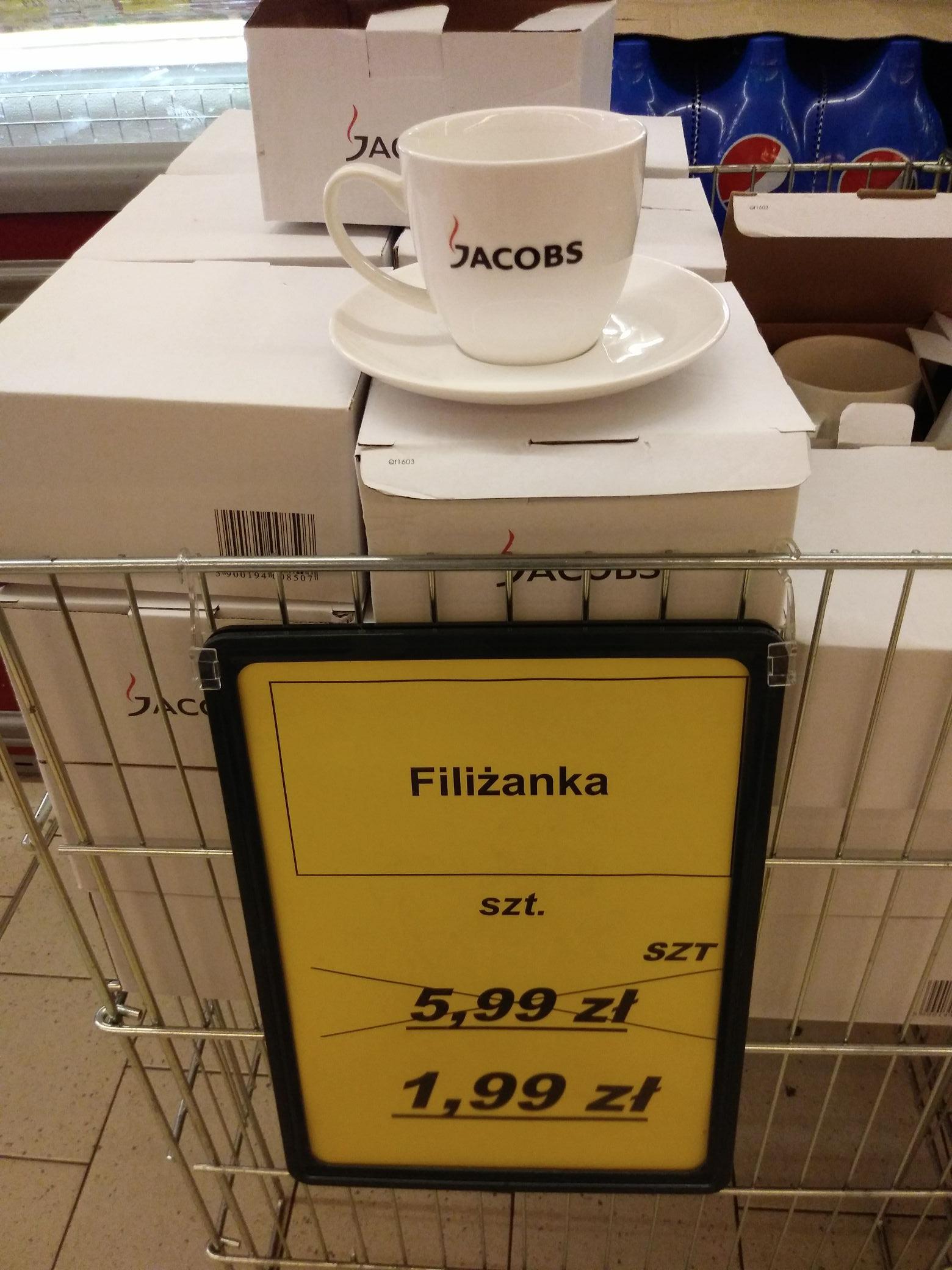 Filiżanki Jacobs - Kalisz Polomarket