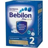 Mleko Bebilon- różne rodzaje.