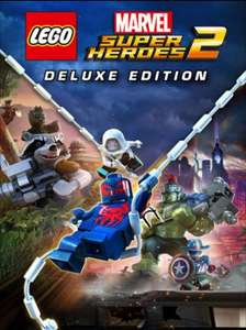 Lego Marvel Super Heroes 2 - Deluxe Edition (PC klucz Steam) @Fanatical