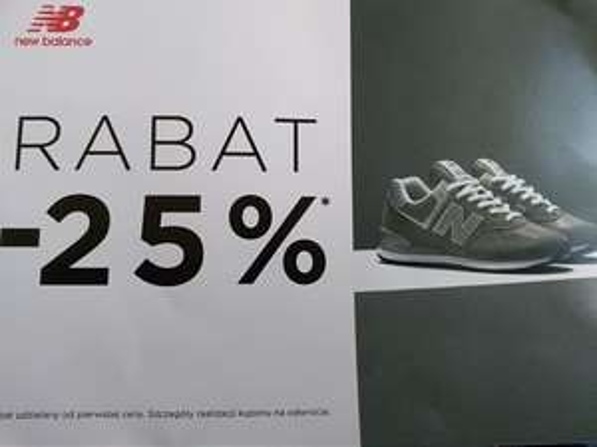 -25% new balance
