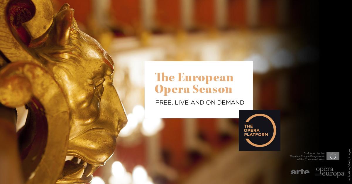 Spektakle operowe za darmo! @ Opera Platform