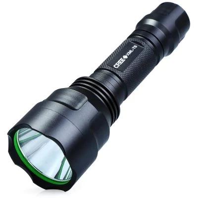 Latarka z aku UltraFire C8 Cree LED Waterproof Flashlight