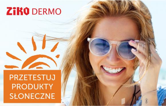 Słoneczne czwartki - bezpłatne konsultacje i testowanie produktów @ Apteka Ziko (Kraków)
