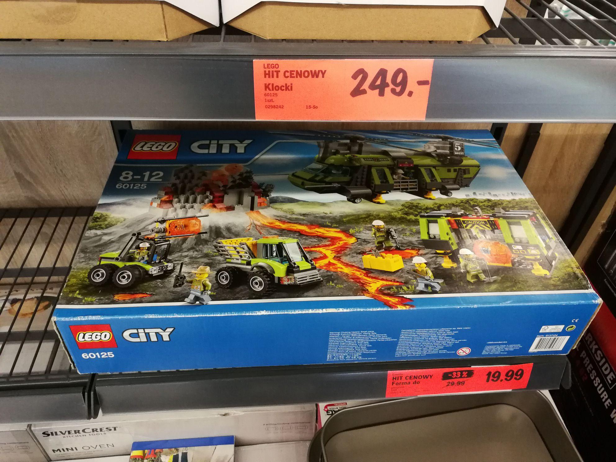 Lego 60125