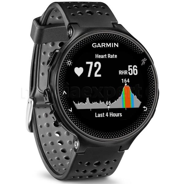 Zegarek sportowy GARMIN Forerunner 235 Czarno-szary