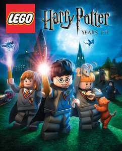 Lego Harry Potter Lata 1-4 (Klucz Steam)
