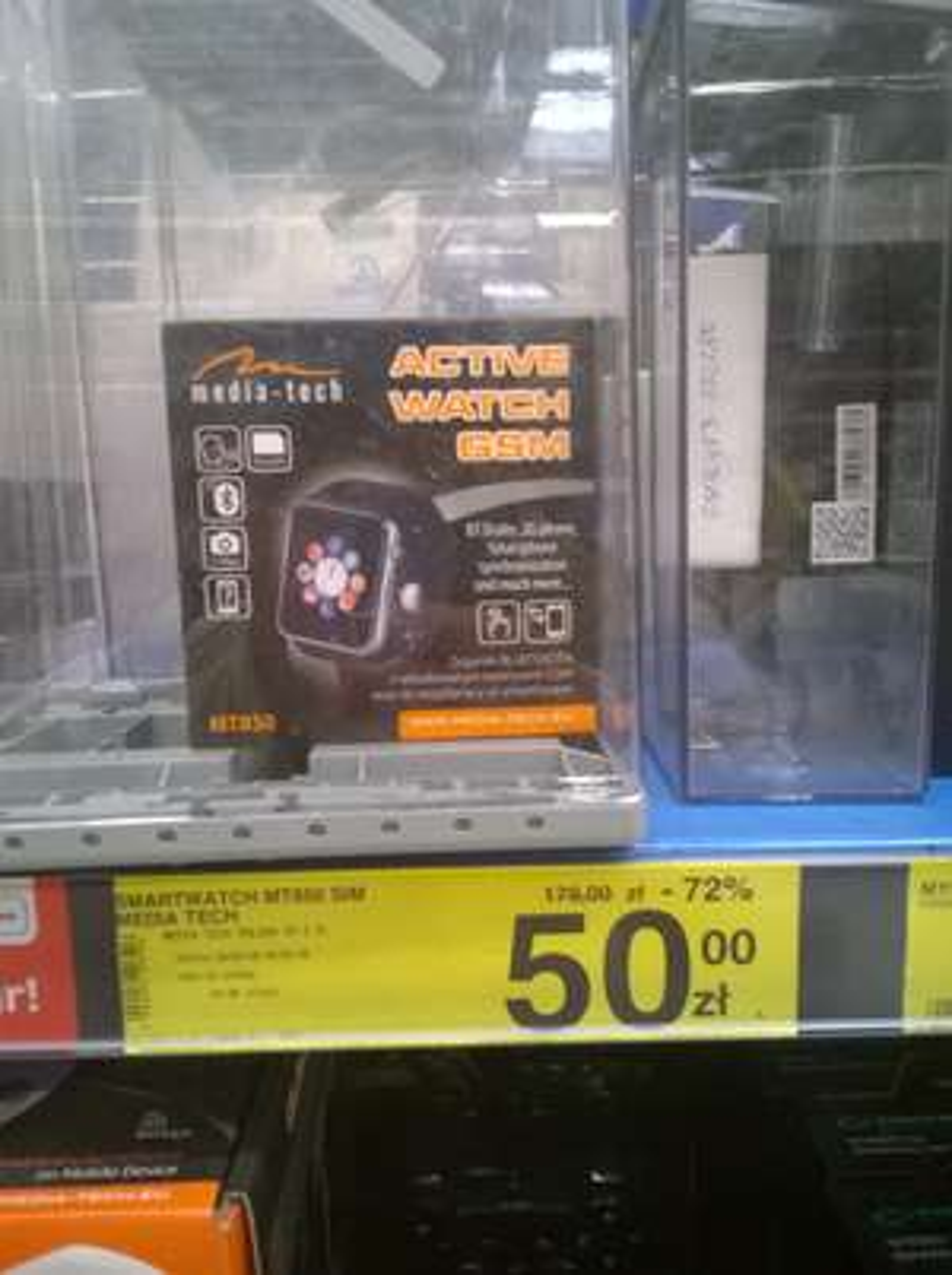 Smartwatch MEDIA-TECH MT850 - Carrefour