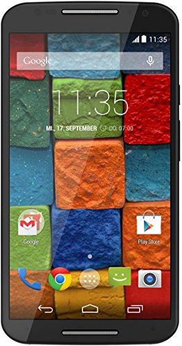 Motorola Moto X 2 Gen.Czarna (5', RAM 2GB, pamięć 32GB, 4x2,5GHz, Gorilla Glass) @ Amazon.de