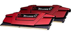 Pamięci RAM G.SKill Ripjaws V 16GB (2x8GB) DDR4-3200 CL15 (Amazon.de)