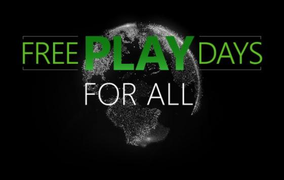 Xbox Live Free Play Days - darmowy multiplayer na Xboxie od 17 do 20 maja