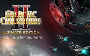 Galactic Civilizations II: Ultimate Edition za darmo @ Humble Bundle