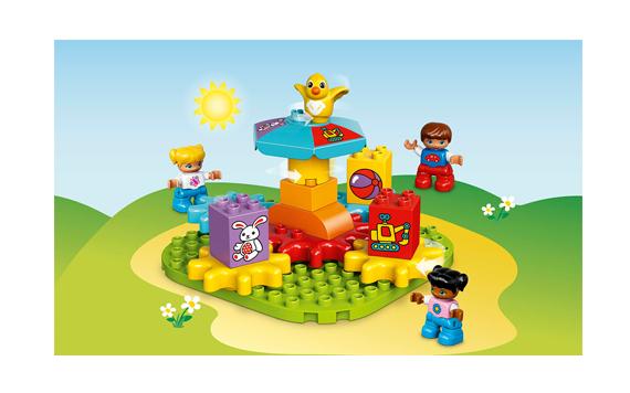 PROMOCJA RUSZYŁA! Lego Duplo - kod rabatowy -30% przy zakupie powyżej 150 zł jednorazowo.