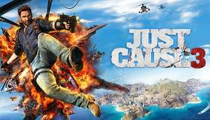 Just Cause 3  oraz Just Cause 3 XL edition w Humble Store