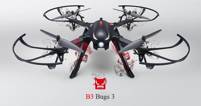 MJX B3 Bugs 3 RC Dron - GW5