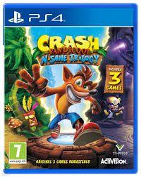 Crash bandicoot N'sane Trilogy  PS4 media markt/Saturn. Darmowy odbiór w sklepie
