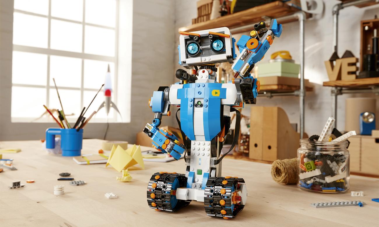 Robot LEGO BOOST taniej o 162 złote w al.to