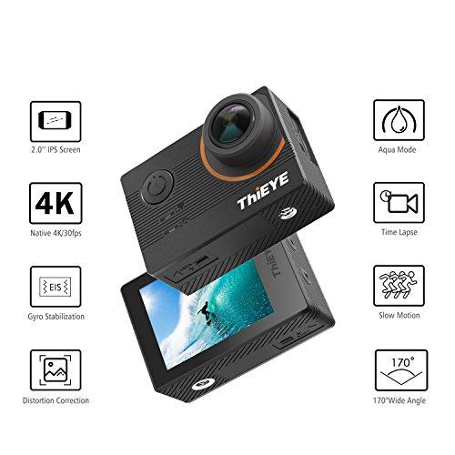 Kamera sportowa Thieye E7 4K + obudowa
