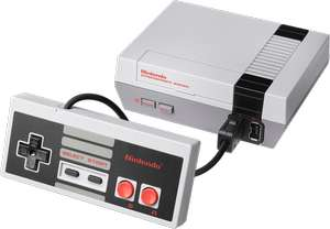 Konsola Nintendo NES Classic Mini: Nintendo Entertainment System