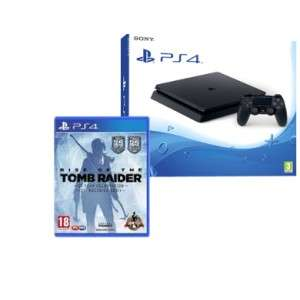 Błąd ceny KONSOLA SONY PLAYSTATION PS4 4 SLIM 1TB + RISE OF THE TOMB RAIDER 20 YEAR CELEBRATION EDITION
