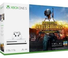 Xbox One S 1TB Bundle (do wyboru), + 2 Pad + GOW4 + Halo 5 + Xbox Live 3 Miesiące, Portugalski MS Store