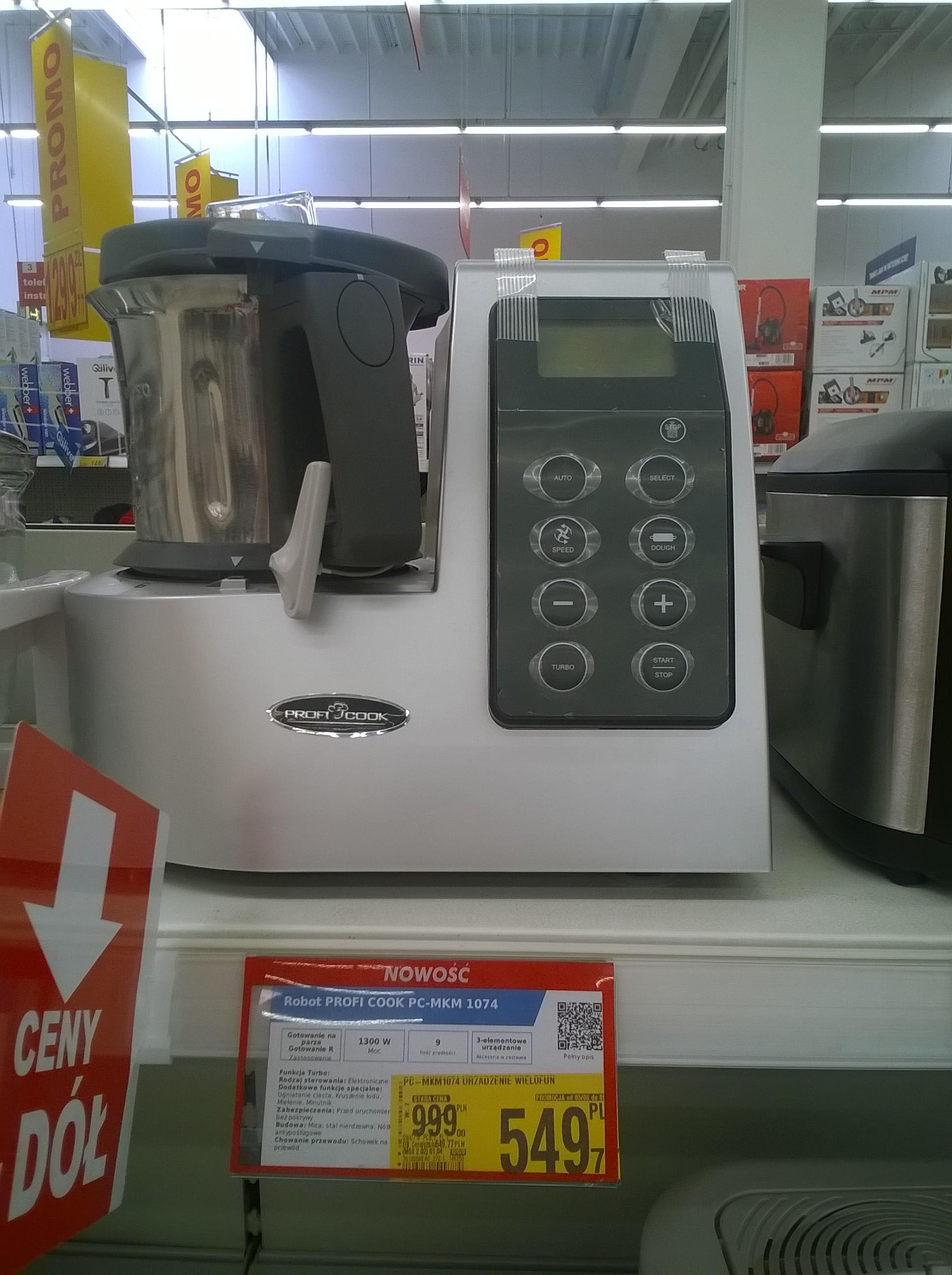 Multicooker Profi Cook PCMKM 1074 Auchan M1