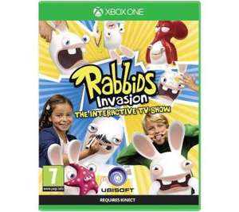 RTVeuroAGD Rabbids Invasion: The Interactive TV Show Xbox One.