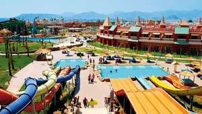 Fantastyczny hotel Aqua Blue Sharm.