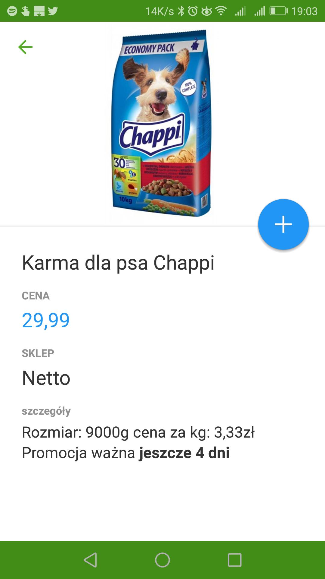 Karma Chappi 9 kg
