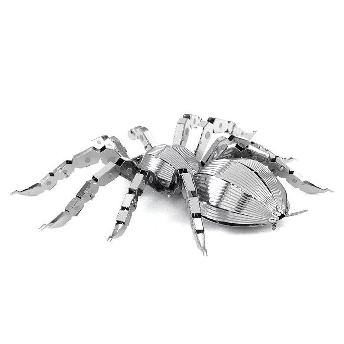 Metalowe puzzle pająk 0,99 USD