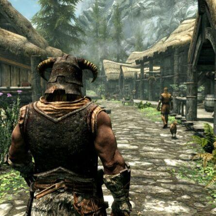 [PS4] The Elder Scrolls V: Skyrim Special Edition