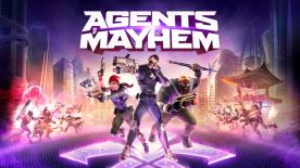Agents of Mayhem w GMG
