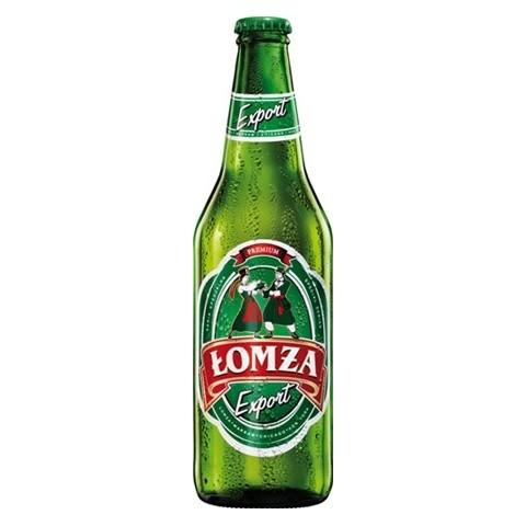 Piwo Łomża za 1,89 zł @ Real