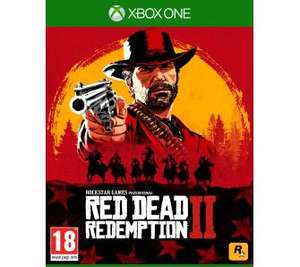 Red Dead Redemption II Xbox One / PS4