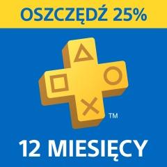 PlayStation Plus: roczna subskrypcja teraz 25% taniej
