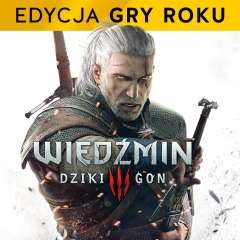 PS4 Wiedźmin 3: Dziki Gon GOTY - PS Store 79 zł