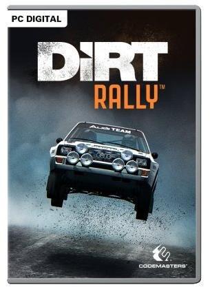 DiRT Rally PC w najniższej cenie @cdkeys