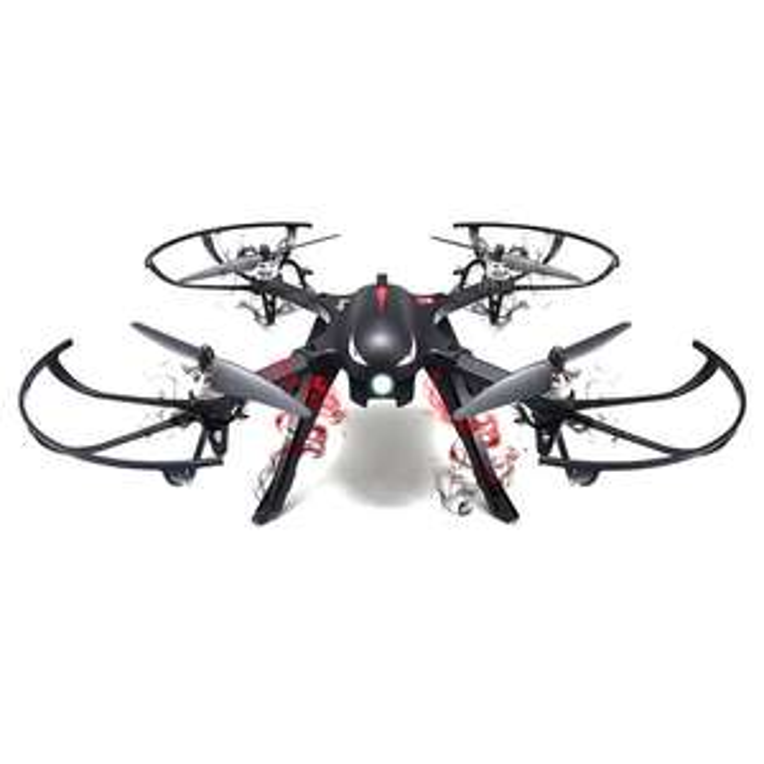 MJX B3 Bugs 3 RC Dron - z chin. Czerwony :)
