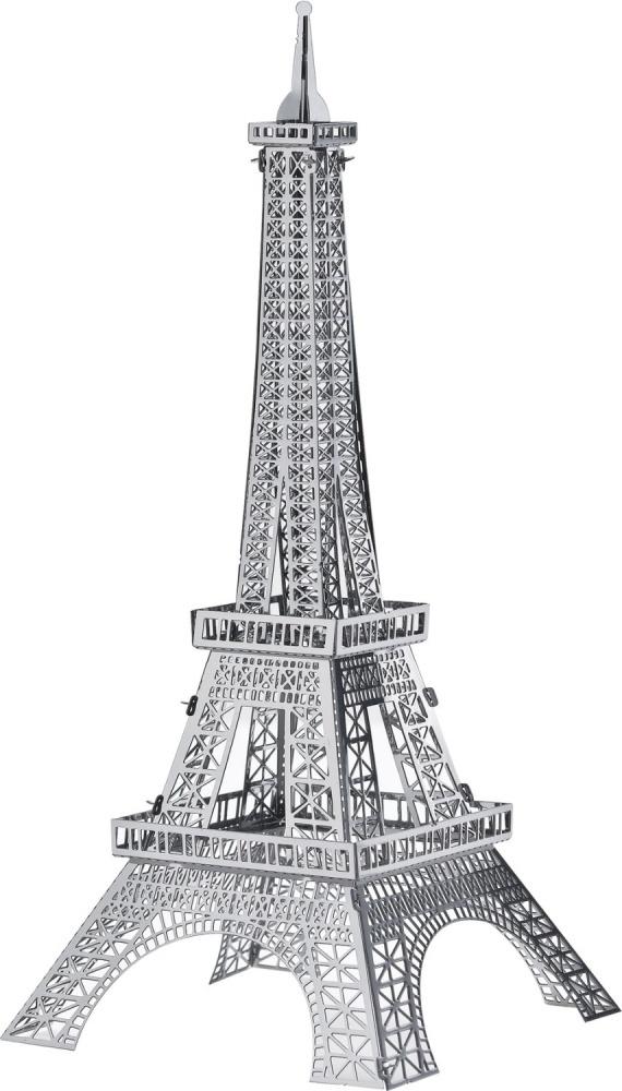 Miniaturowa metalowa wieża Eiffla do skladania
