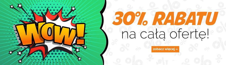 Księgarnia Egmont - 30% na wszystko
