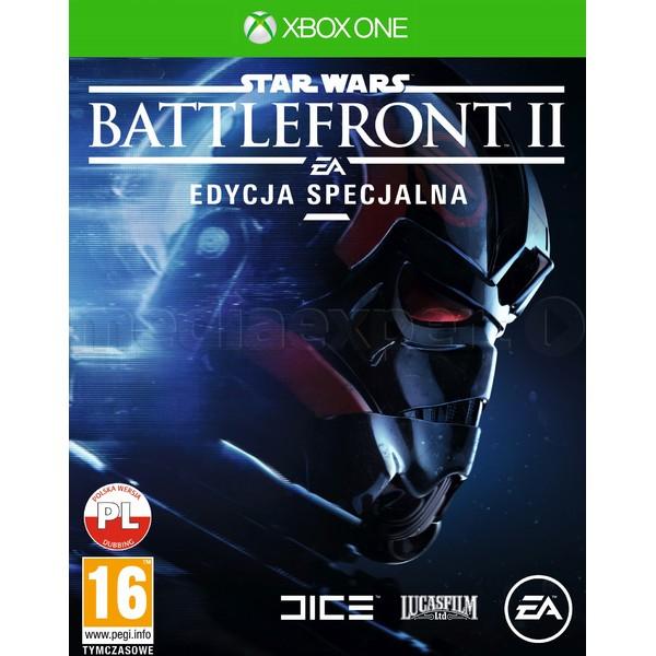 Mediaexpert Gra XBOX ONE Star Wars: Battlefront II ( Edycja specjalna)