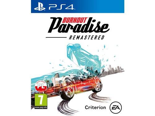 Burnout Paradise: Remastered [PS4, Xbox] za 78,11zł w Sferis, lub za 79,90zł w Media Markt/Saturn