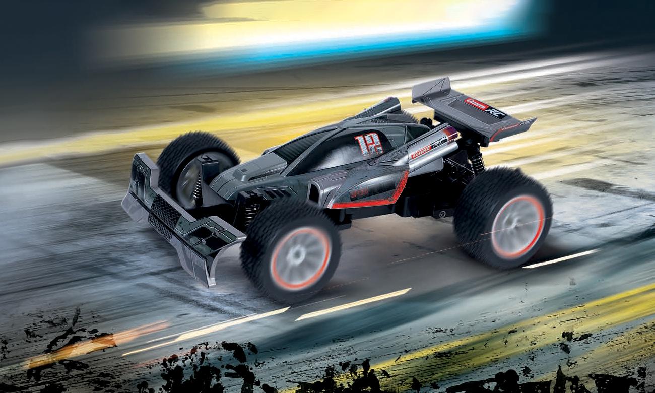 Sterowany bezprzewodowo samochodzik - Carrera RC Buggy Speed Phantom 2