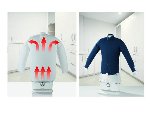 Automatyczna parownica do ubrań Cleanmaxx